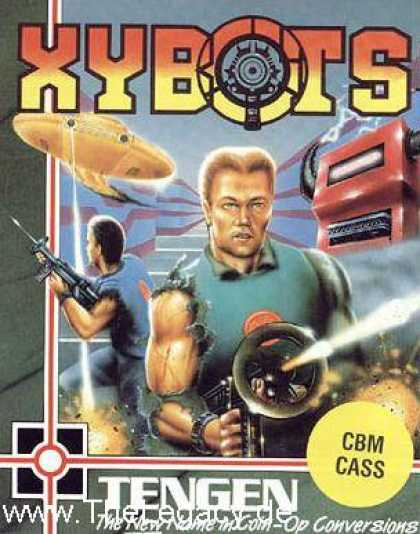 Misc. Games - Xybots