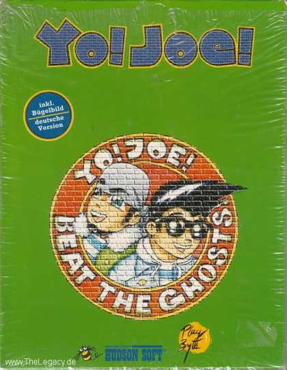 Misc. Games - Yo! Joe!