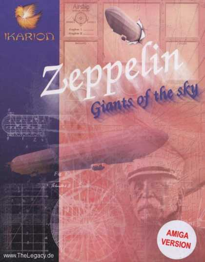 Misc. Games - Zeppelin: Giants of the Sky