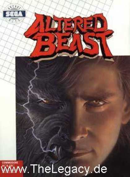 Misc. Games - Altered Beast