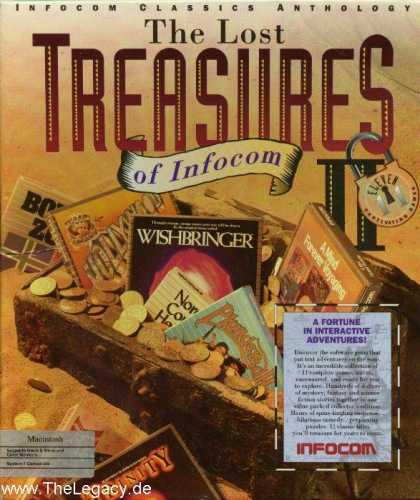 Misc. Games - Lost Treasures of Infocom II, The