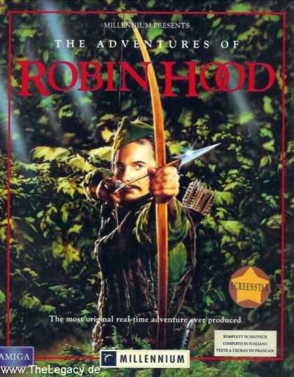 Misc. Games - Adventures of Robin Hood, The