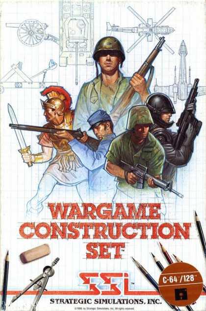 Misc. Games - Wargame Construction Set