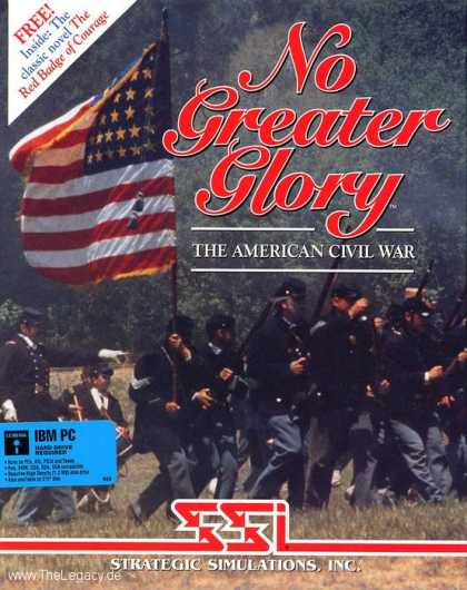 Misc. Games - No Greater Glory: The American Civil War