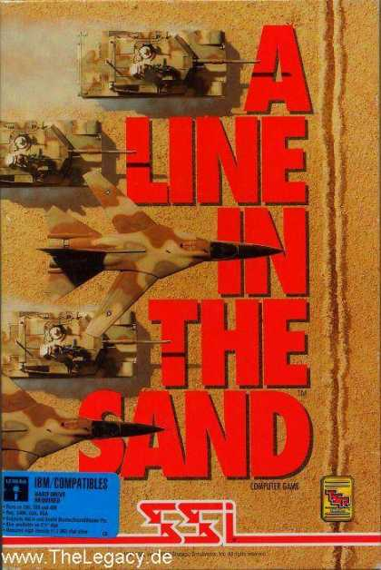 Misc. Games - A Line in the Sand