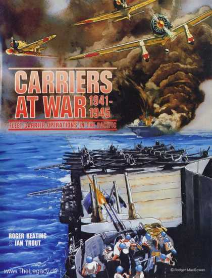 Misc. Games - Carriers at War