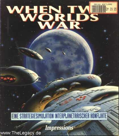 Misc. Games - When Two Worlds War