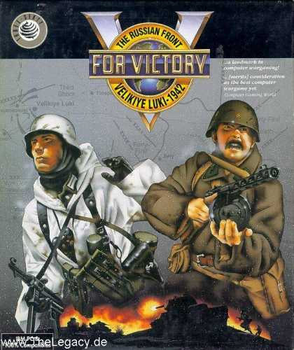 Misc. Games - V for Victory: Velikiye Luki 1942