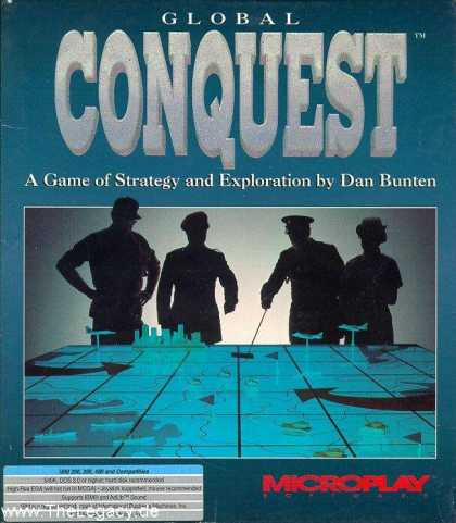 Misc. Games - Global Conquest