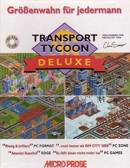 Misc. Games - Transport Tycoon Deluxe