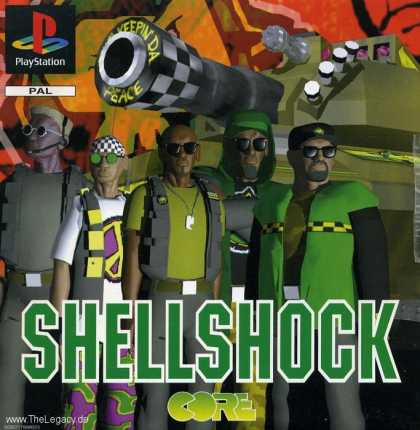 Misc. Games - Shellshock