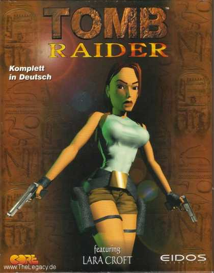 Misc. Games - Tomb Raider