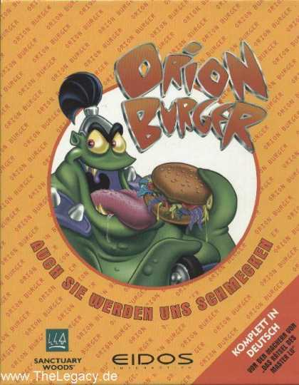 Misc. Games - Orion Burger