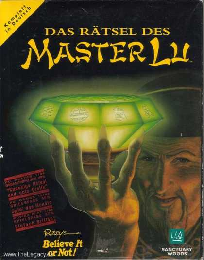 Misc. Games - Riddle of Master Lu, The: Believe it or Not
