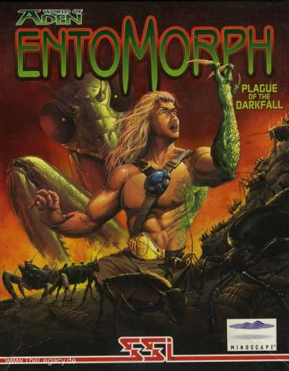 Misc. Games - World of Aden - Entomorph: Plague of the Darkfall