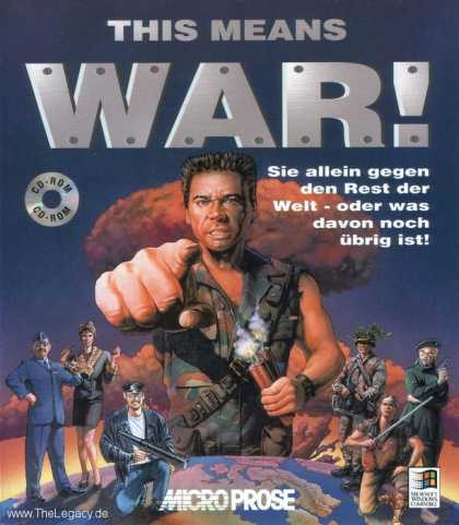 Misc. Games - This Means War!