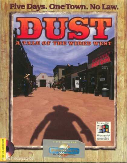 Misc. Games - Dust: A Tale of the wired West