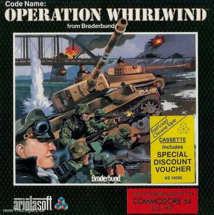 Misc. Games - Code Name: Operation Whirlwind