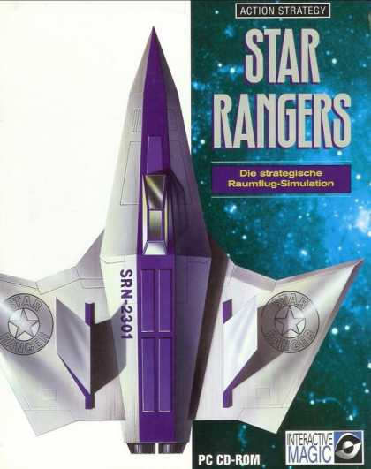 Misc. Games - Star Rangers