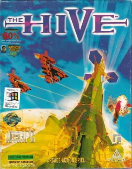 Misc. Games - Hive, The
