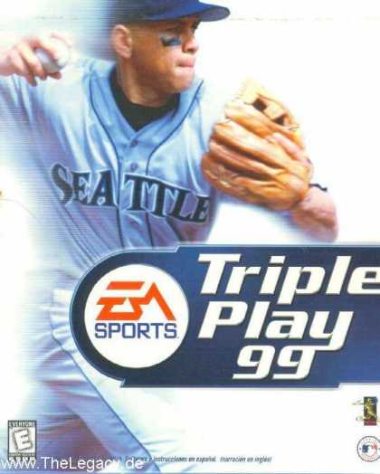 Misc. Games - Triple Play 99