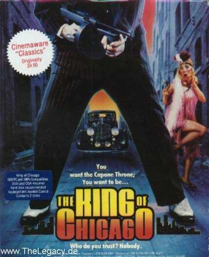 Misc. Games - King of Chicago, The