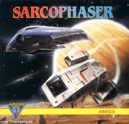 Misc. Games - Sarcophaser