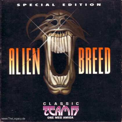 Misc. Games - Alien Breed - Special Edition 92