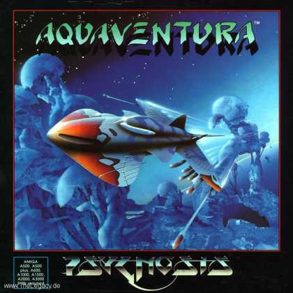 Misc. Games - Aquaventura