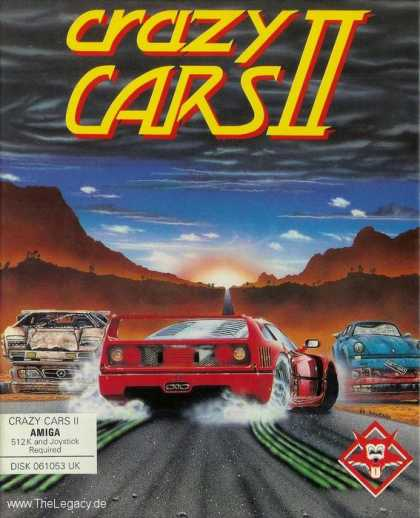 Misc. Games - Crazy Cars II