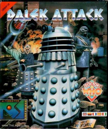 Misc. Games - Dalek Attack