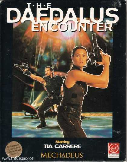 Misc. Games - Daedalus Encounter, The