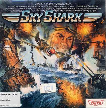 Misc. Games - Flying Shark