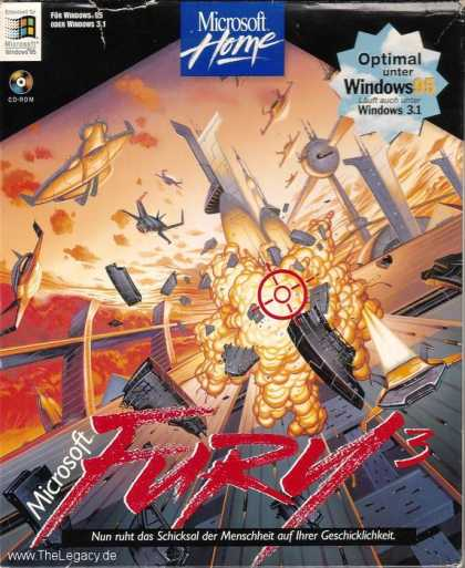 Misc. Games - Fury 3