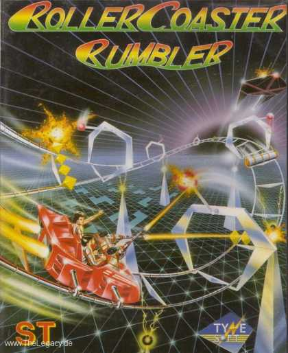 Misc. Games - Roller Coaster Rumbler