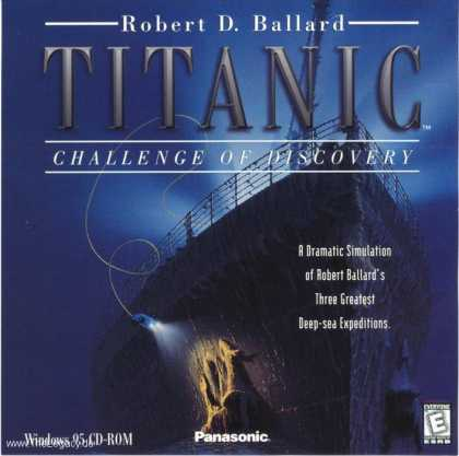 Misc. Games - Titanic, Expedition zur