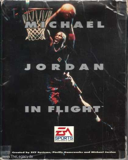 Misc. Games - Michael Jordan in Flight