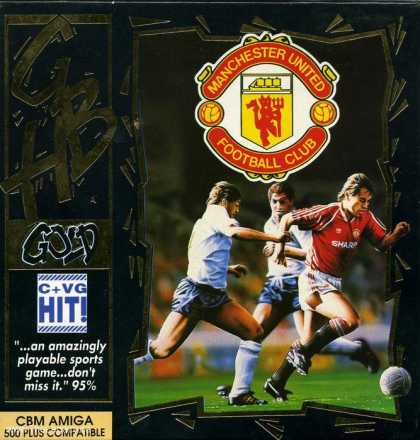 Misc. Games - Manchester United Football Club