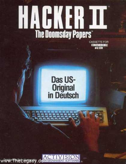 Misc. Games - Hacker II: The Doomsday Papers
