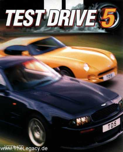 Misc. Games - Test Drive 5