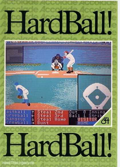 Misc. Games - HardBall!