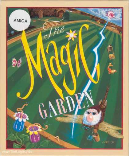 Misc. Games - Magic Garden, The