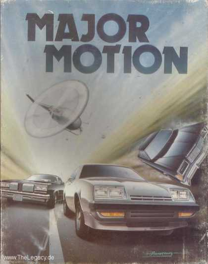 Misc. Games - Major Motion