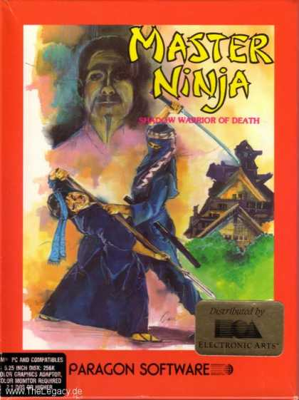 Misc. Games - Master Ninja: Shadow Warrior of Death