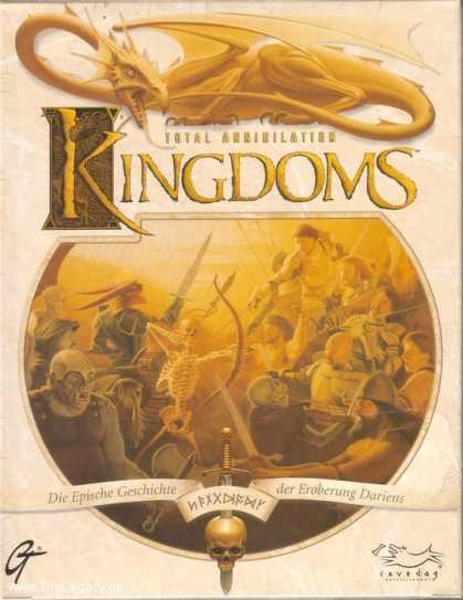 Misc. Games - Total Annihilation: Kingdoms