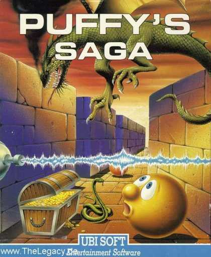 Misc. Games - Puffy's Saga