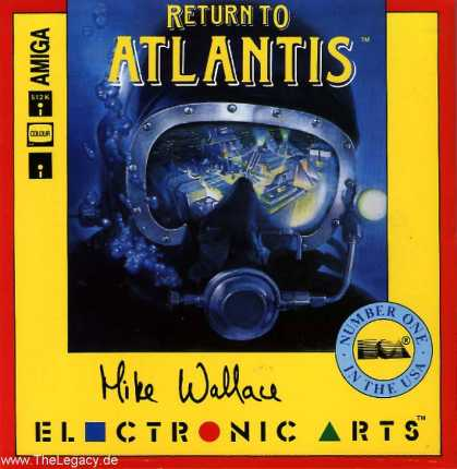 Misc. Games - Return to Atlantis
