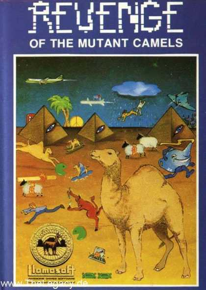 Misc. Games - Revenge of the Mutant Camels