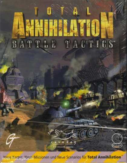 Misc. Games - Total Annihilation: Battle Tactics