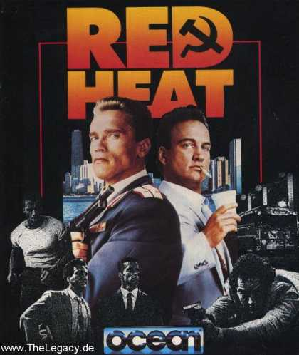 Misc. Games - Red Heat